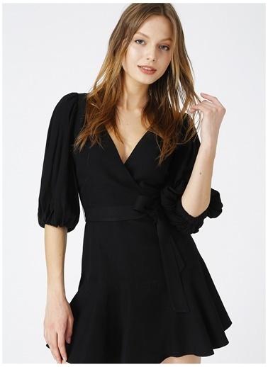 NetWork Network Kadın Siyah Elbise Siyah